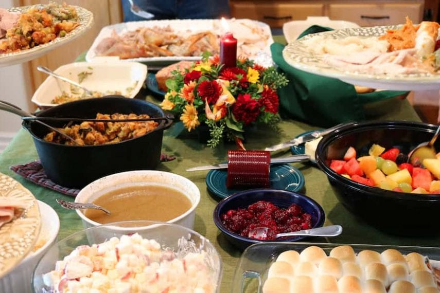 Thanksgiving Holidays at CBH